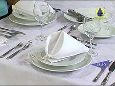 Santa Receita   Etiqueta: saiba como montar uma linda mesa de jantar!