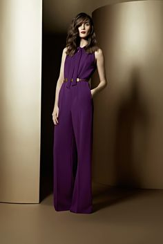 Escada Fall 2013 Ready-to-Wear Fashion Show