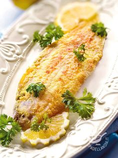 Sole with butter - La Sogliola al burro è una delle pietanze preferite dei bimbi! Per il suo gusto delicato e le proprietà nutritive rappresenta un piatto infallibile! #sogliolaalburro