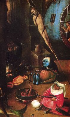 Source: t0mbs - http://t0mbs.tumblr.com/post/57190970679/the-last-judgement-cask-by-hieronymus-bosch