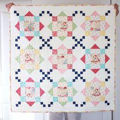 Fussy Cut Quilts Blocks On Pinterest Quilt Patterns