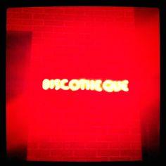 LoDo, Denver, discotheque, neon sign, club sign, neon, red