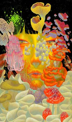 "translucentmind: "" Symbiosis // Fuco Ueda """