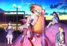 Crunchyroll Adds 'Beyond The Boundary' For Fall 2013 Anime Lineup