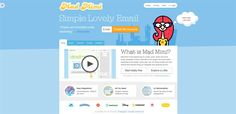 Mad Mimi – create, send and track HTML email newsletters http://www.start4app.pl/mad-mimi-email-newsletters/