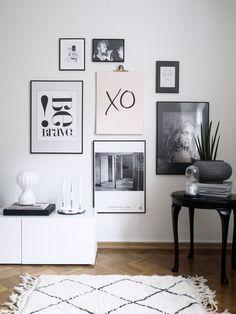 #lagerma: Seinällä just nyt / poster wall at the moment