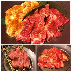 麻布十番 トラジ(๑´ڡ`๑)♪ バスツアー🚌から帰ってきてやっきにく〜っ♡ お肉が輝いてる〜😍 うま〜〜っ❤️ #麻布十番 #トラジ #肉 #焼肉 #美味しい #ペロリ #幸せ #いつものメニュー #安定のメニュー #カルビは久しぶりに食べたけど美味しいね #タンハラミコプチャン