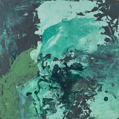 Malachite by Anna Ullman on Artfully Walls