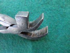 cobblers lasting pliers shoe maker leatherwork tool vintage antique spokeshave #wynn
