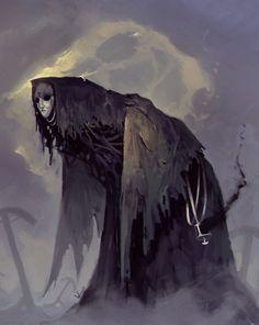 Monster Art, Monster Concept Art, Fantasy Monster, Monster Design, Dark Creatures, Mythical Creatures, Creature Concept Art, Creature Design, Arte Horror