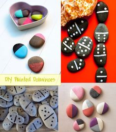 Patent Pending Projects: DIY Dominoes Project