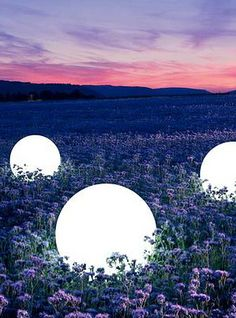 Giant Orb Light Shell 24in