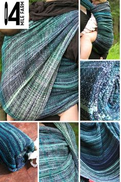 4cf2111d368 Fire in the Sky  a handwoven baby wrap by 14 Mile Farm