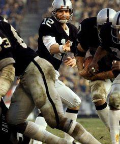 Kenny Stabler, Oakland Raiders
