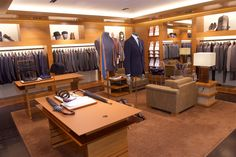 Zegna Opens Larger London Store Launches Bespoke Shoe Collection