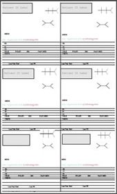 Nursing report sheets are premade templates of paper used by nurses ...