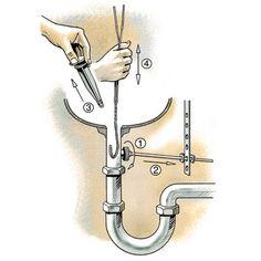 Bathroom Sink Plumbing Diagram Diy Bathroom Bathroom