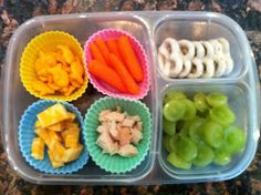 Boston Baby Mama: Cool for School: Lunch for the Picky Eater