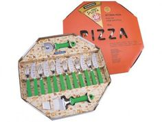 Conjunto para Pizza 14 Peças - Tramontina 25099222 com as melhores condições você encontra no Magazine Raimundogarcia. Confira!