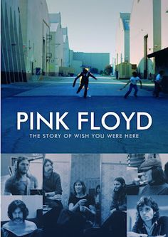"""ROCKLAND: PINK FLOYD: """"The story of Wish you were here"""" (DVD..."""
