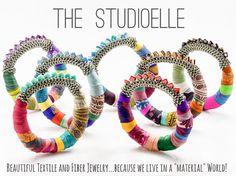 Ethnic Fashion Jewelry Tribal Bracelets Ethnic by TheStudioElle