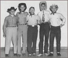 Young Roy Orbison with his old band The Teen Kings. Rock And Roll, Texas Music, Roy Orbison, Can You Help, Rockabilly, Menswear, Teen, Movie Posters, Collection