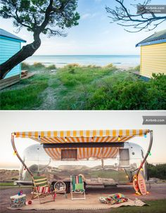 25 Australian Airbnb Destinations You Have To See To Believe Tourism Victoria, Utah Camping, The Great Escape, Victoria Australia, Airstream, Australia Travel, Day Trip, Places To See, Traveling By Yourself