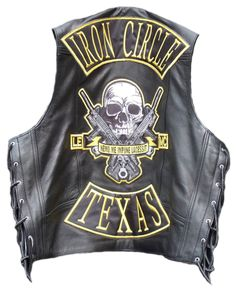 Motorcycle Club Color Patches
