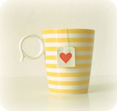 I ♥ Coffee Mugs!