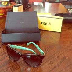 fendi cat eye sunglasses sale aa2n  BRAND NEW Fendi Sunglasses Style number FF 0006S 100% authentic never been  worn Fendi