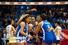 Shakey's V-League likely to move to AKTV. Click on the article for more.