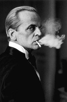 de vous a moi - unter uns gesagt - © Beat Presser, Klaus Kinski in Paris, 1977