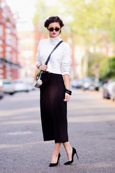 The Best Blogger Outfit Ideas To Try This Weekend via @WhoWhatWear