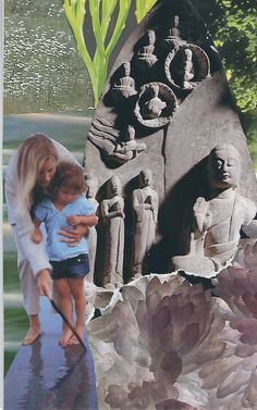 SoulCollage Card:  Guided