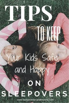 Do you allow your kids to attend sleepovers? Here are some tips to ease your mind and keep them safe Discipline Children, Positive Discipline, Raising Daughters, Raising Girls, Slumber Parties, Sleepover, Australian Bloggers, New Readers, Christian Parenting