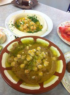 فطور فلسطيني