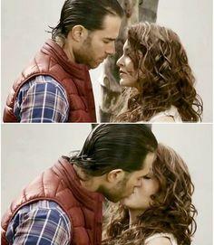 Angelique Boyer & Sebastian Rulli #tresvecesana Tres Veces Ana