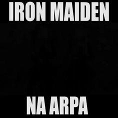 Gêmeas tocam Iron Maiden na arpa:videos de musicas bandas de rock metal cover engraçados tiktok youtube cute fofos para status Iron Maiden, North Face Logo, The North Face, Rock Videos, Janis Joplin, Rock N Roll, Cover, Cactus, Random