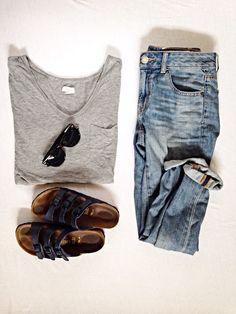 Planeje o que você irá vestir na noite anterior.   23 dicas de estilo que todas as meninas preguiçosas aprovarão