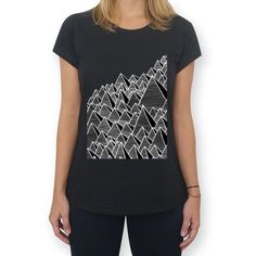 Camiseta montanha de @fdpreira | Colab55