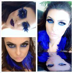 Blue no ar
