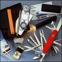 Victorinox SwissChamp Survival Kit