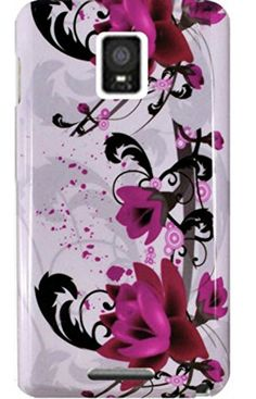 "myLife White + Magenta Pink Floral Swirls {Elegant, Girly, Cute, Artistic} 2 Piece Snap-On Rubberized Protective Faceplate Case for the Samsung Galaxy Note 4 ""All Ports Accessible"" myLife Brand Products http://www.amazon.com/dp/B00U4D2LCS/ref=cm_sw_r_pi_dp_7Eyhvb0DG3MDA"