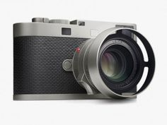 This Leica M Edition 60 is the brand's way of celebrating their 60th anniversary. This amazing rangefinder is one modern camera that is made out of mixed aluminum and leather...