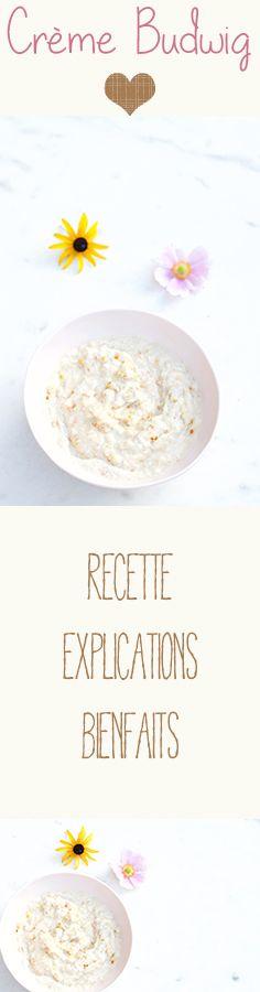 Crème Budwig : petit déjeuner sain Kitsch, Creme, Nutrition, Healthy, Food, Articles, Fitness, Breakfast Healthy, Healthy Nutrition