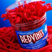 Red Vines Licorice Takes on Twizzlers in Social Media Battle Favorite Candy, My Favorite Color, My Favorite Things, Chocolates, Red Licorice, Red Candy, Candy Store, Vegan Snacks, Vines