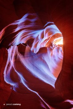 Heart of the Canyon, Arizona's popular Antelope Canyon