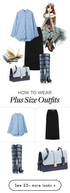 """""""Untitled #428"""" by my-lovely-life on Polyvore featuring Tom Ford and Miu Miu"""