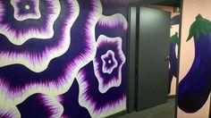 happycurio parking grolee cordeliers street art