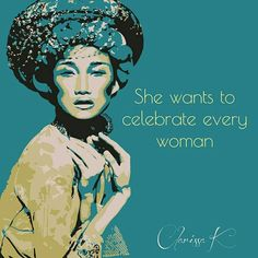 And there is so much to celebrate  #Women #Beauty #Business #Inspiration #Motivation #Entrepreneur #Loa #YouTube #WhoIsShe #Marketing #Branding
